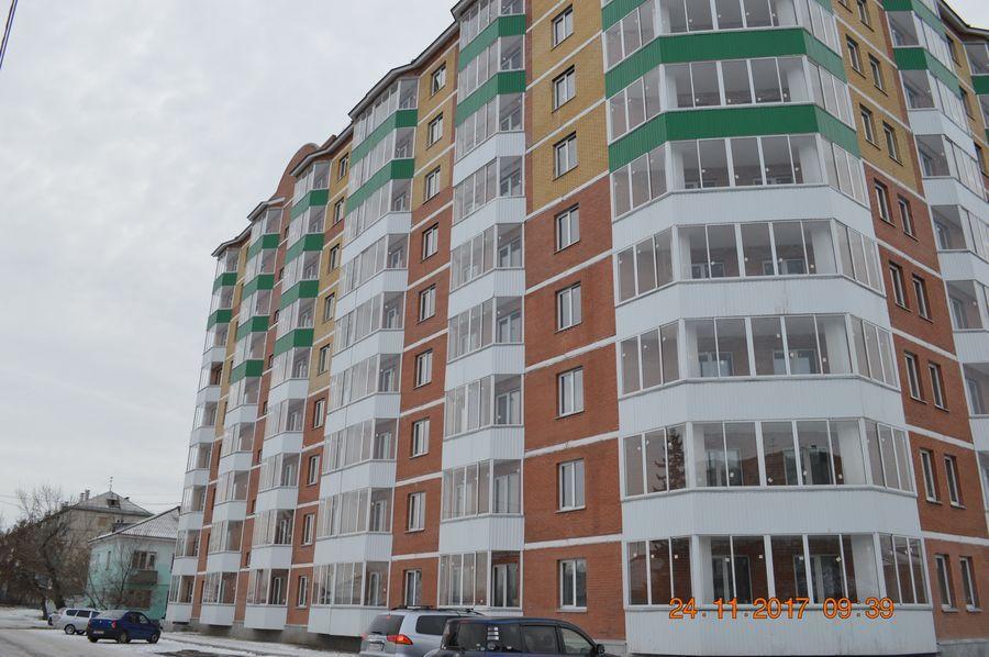 жилой комплекс по ул. Дзержинского, 187