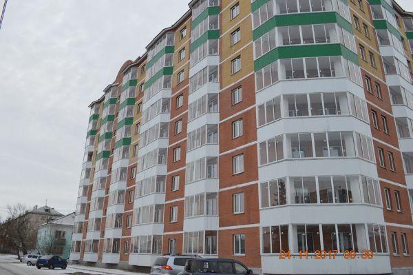 3-я Фотография ЖК «по ул. Дзержинского, 187»