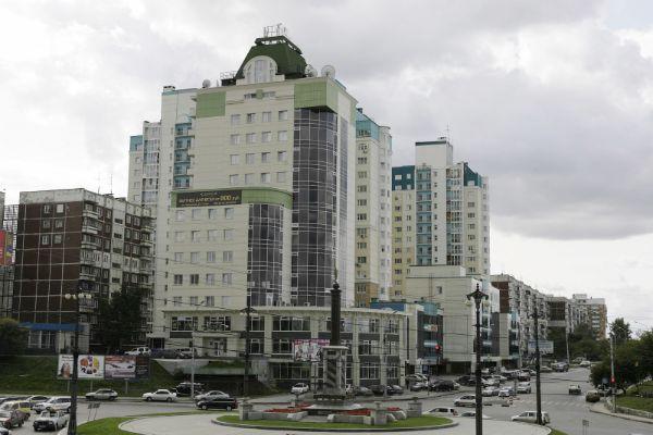 Бизнес-центр на ул. Нарымская, 27 (Нарымский)