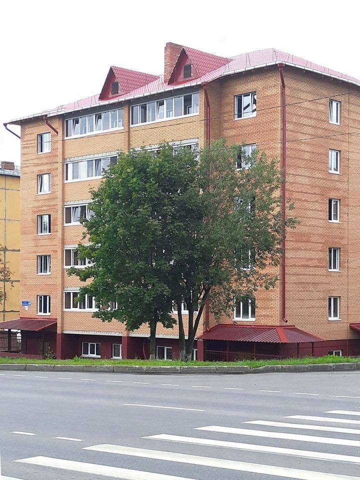 ЖК ул. Базаева, 16В