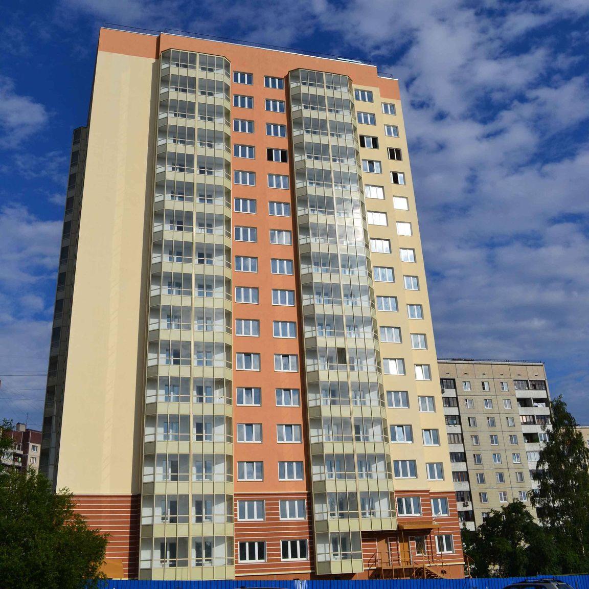 жилой комплекс Рыбацкий парус