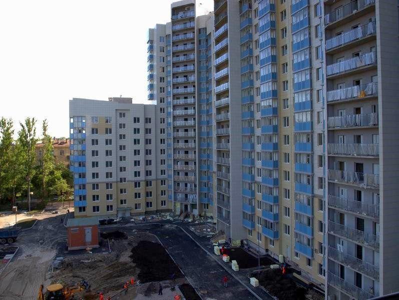 жилой комплекс Троицкое