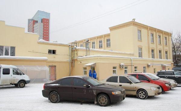 Торгово-офисный комплекс на ул. Сущёвский Вал, 31с1