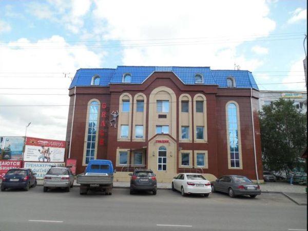 Отдельно стоящее здание на ул. Куйбышева, 14