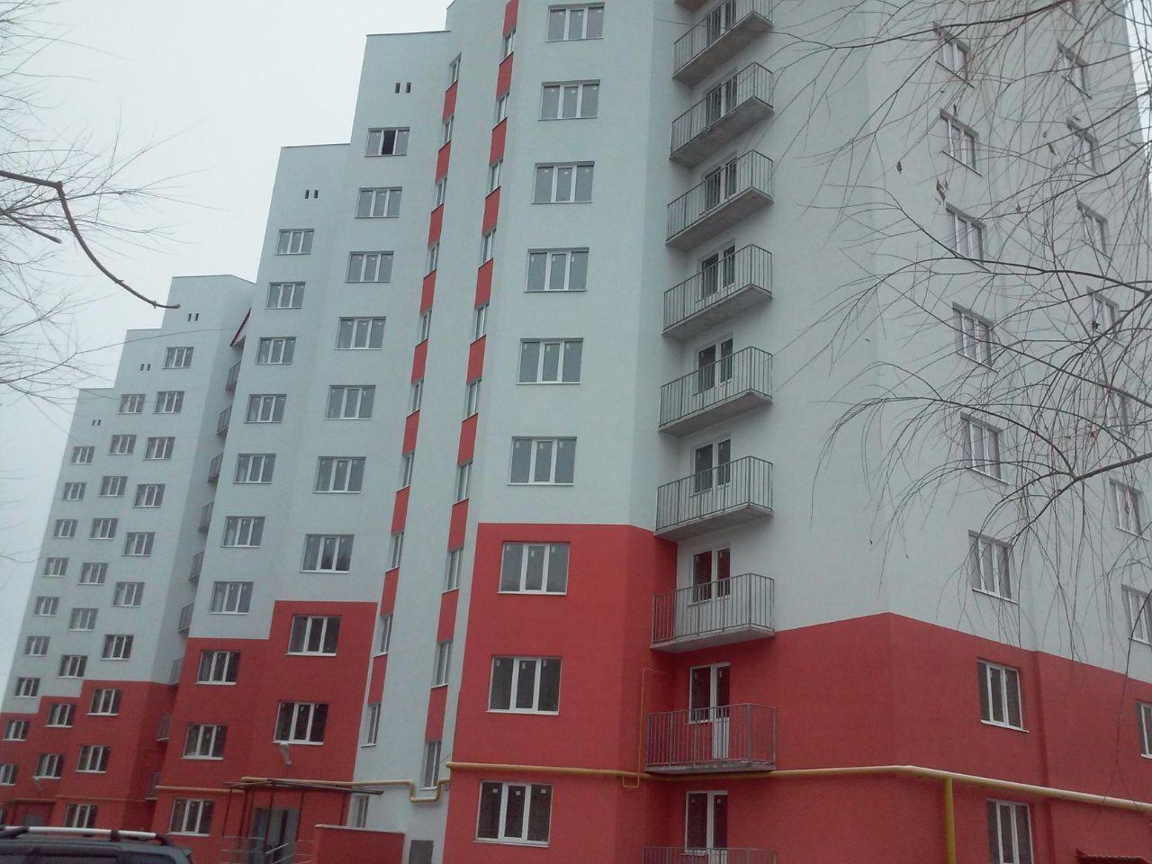 жилой комплекс по ул. Студенческая