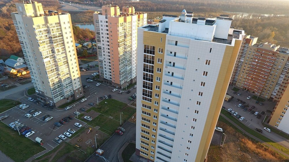 жилой комплекс Микрорайон Колгуевский