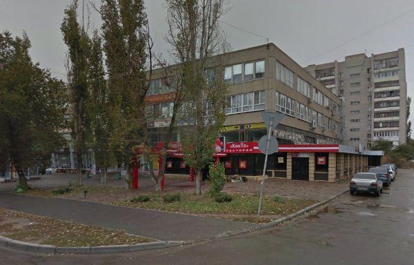 Бизнес-центр на ул. Академика Богомольца, 9