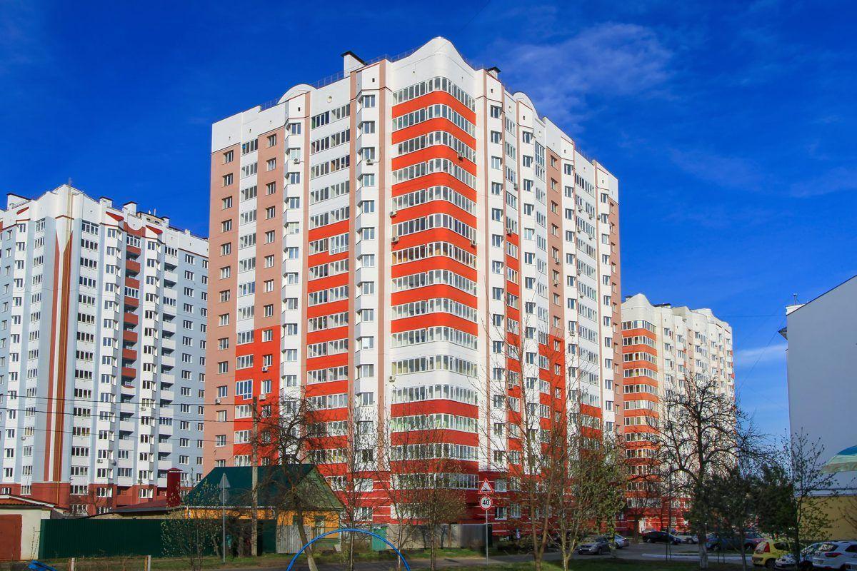 ЖК по ул. Осипенко, 2