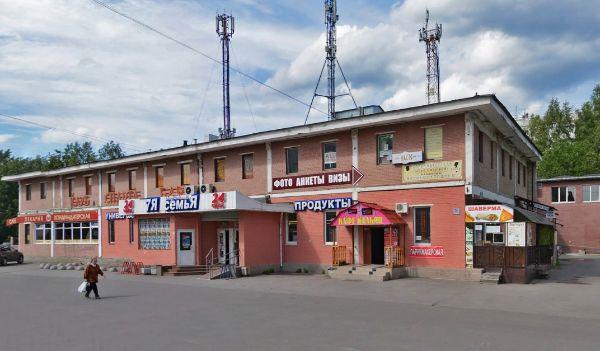 Торгово-офисный комплекс на ул. Тимуровская, 26к1