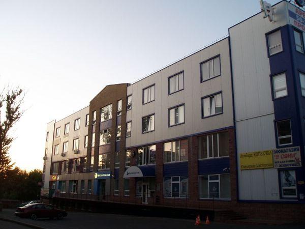 Офисное здание на ул. Никитская, 1В