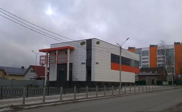 Торговый центр на ул. Ватутина, 55