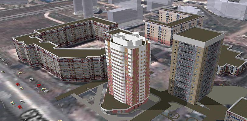 купить квартиру в ЖК ул. Ленина, 191