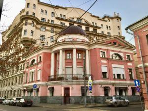 Помещение для персонала Трубниковский переулок Снять офис в городе Москва Запорожская улица