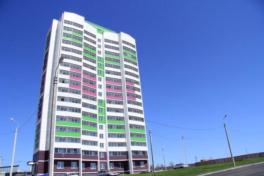 жилой комплекс Совушки