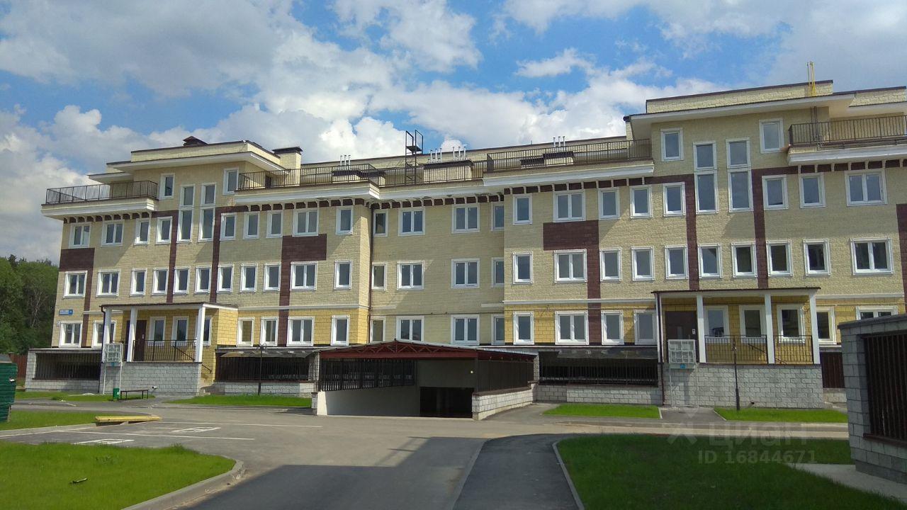 Купить двухкомнатную квартиру 57.2м² Московская область, Красногорск, Фридом коттеджный поселок, 85 - база ЦИАН, объявление 211165755