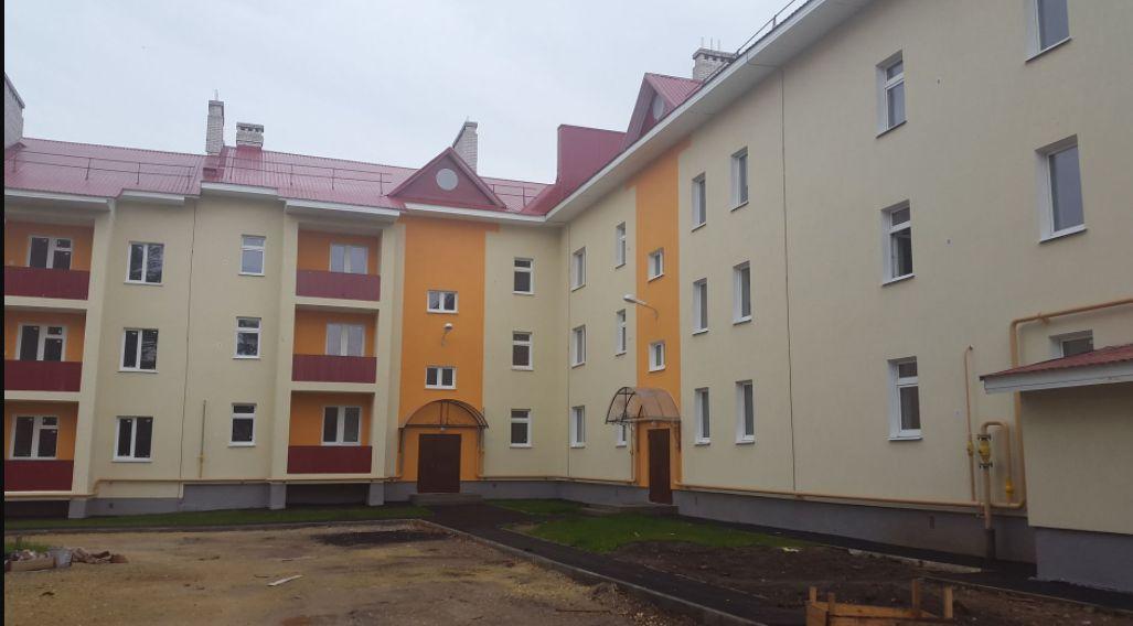 продажа квартир Тайцы, Калинина ул. 107
