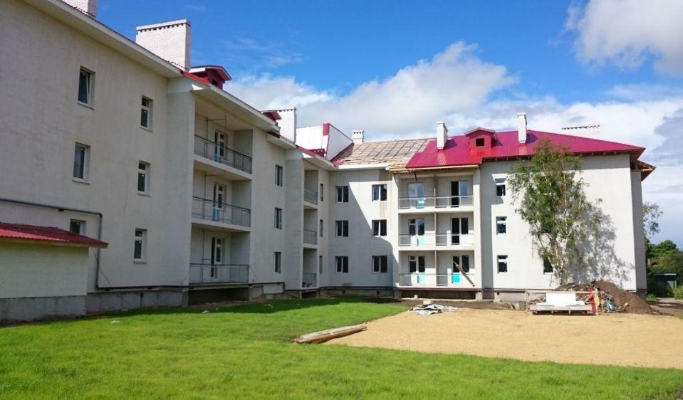 жилой комплекс Тайцы, Калинина ул. 107