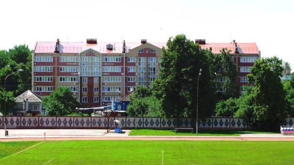 1-я Фотография ЖК «ул. Исупова поз.1»