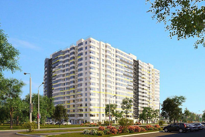 жилой комплекс Дом на Львовской