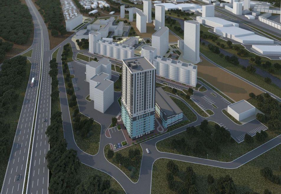 жилой комплекс Дельта