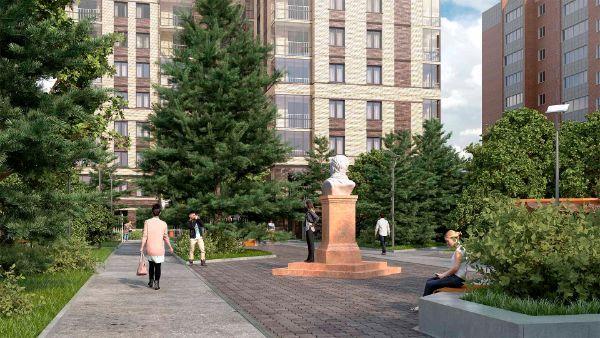 3-я Фотография ЖК «Грибоедов»