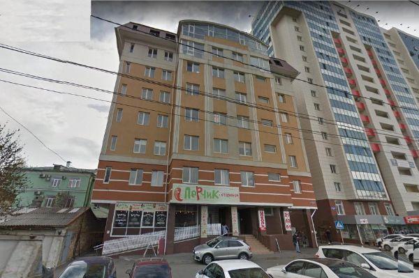 Бизнес-центр на ул. Дзержинского, 156
