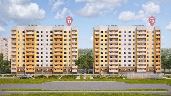 1-я Фотография ЖК «Славянский»