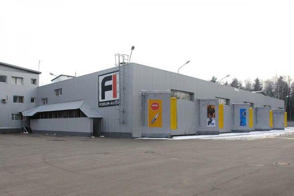 Офисно-складской комплекс Троицк