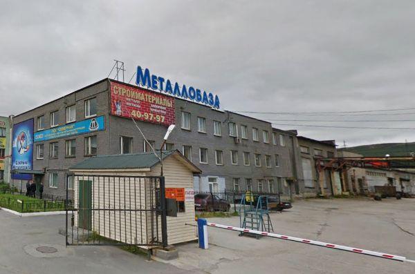 Офисно-складской комплекс на ул. Промышленная, 20