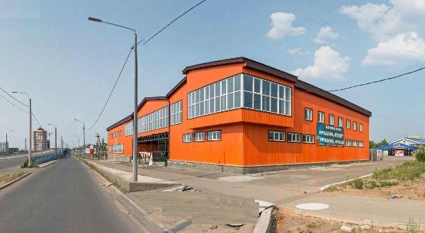 Отдельно стоящее здание на ул. Красной Звезды, 76А