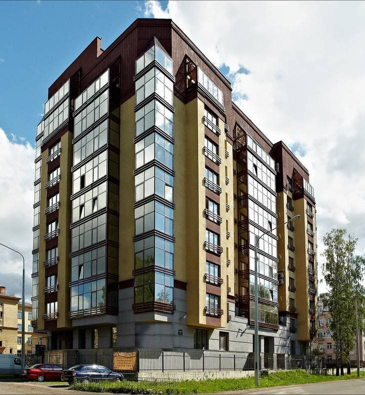 жилой комплекс Ярославская усадьба