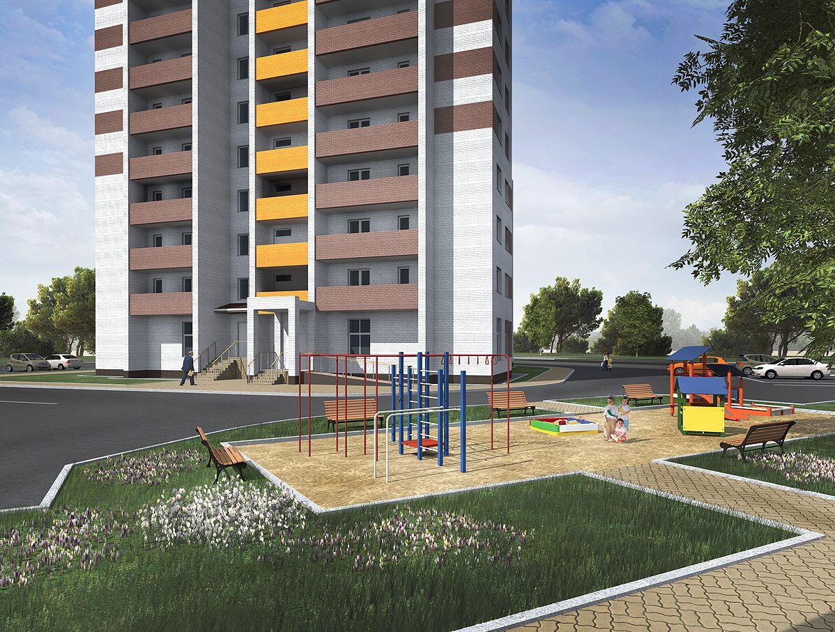 жилой комплекс Стрелка