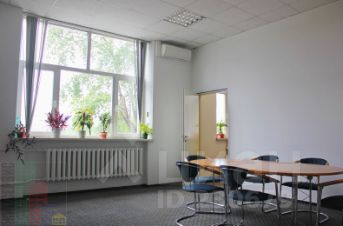 Аренда офиса 30 кв Полежаевская поиск офисных помещений Новоподмосковный 8-й переулок