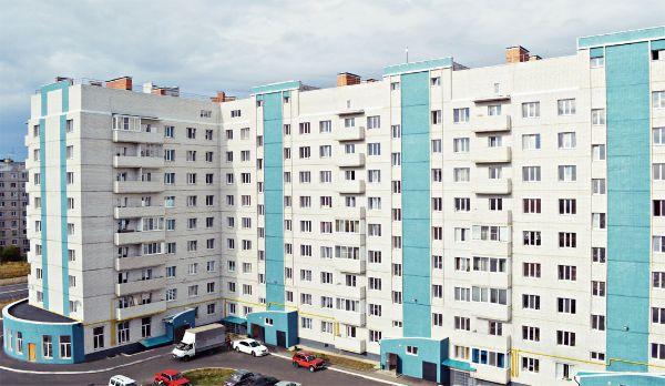3-я Фотография ЖК «по ул. Раздольная»