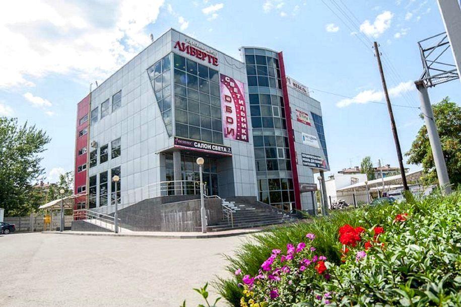 Торговом центре Либерте