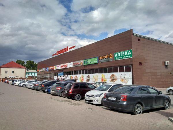 Торговый центр Кузнецкий