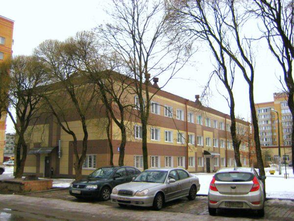 Офисное здание на ул. Менделеева, 4А