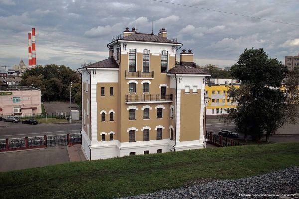 Административное здание на ул. Потылиха, 1