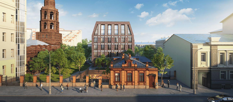продажа квартир Долгоруковская 25