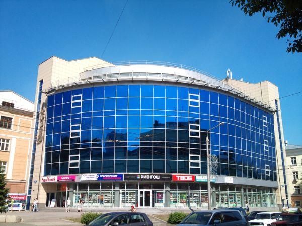 Торгово-офисный комплекс Авеню