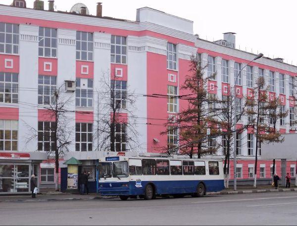 Бизнес-центр на Полиграфической
