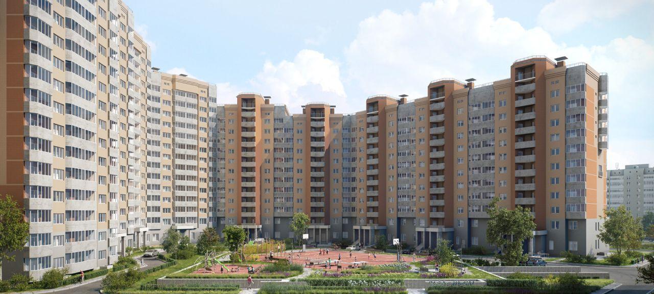 купить квартиру в ЖК Борисоглебский