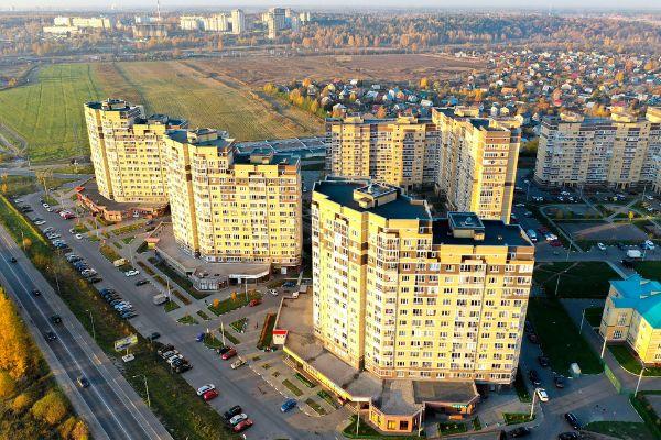1-я Фотография ЖК «Аничково»