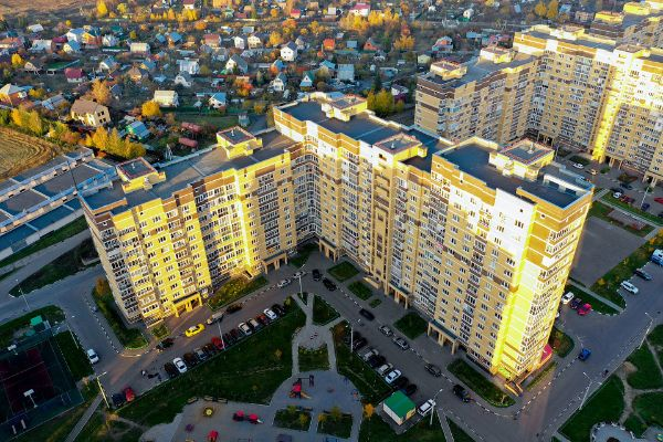 2-я Фотография ЖК «Аничково»