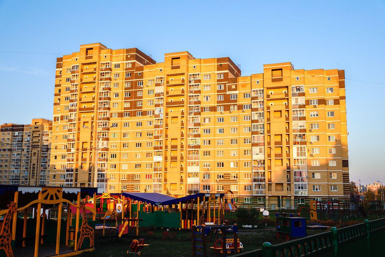 жилой комплекс Аничково