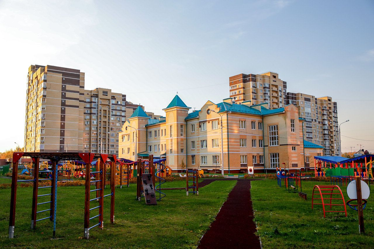 купить квартиру в ЖК Аничково
