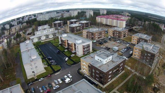 продажа квартир Kontuvaara (Контуваара)