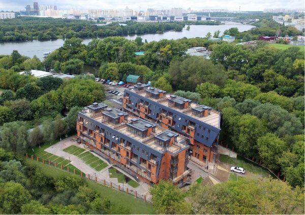 Офисно-жилой комплекс Лофт Ривер (Loft River)