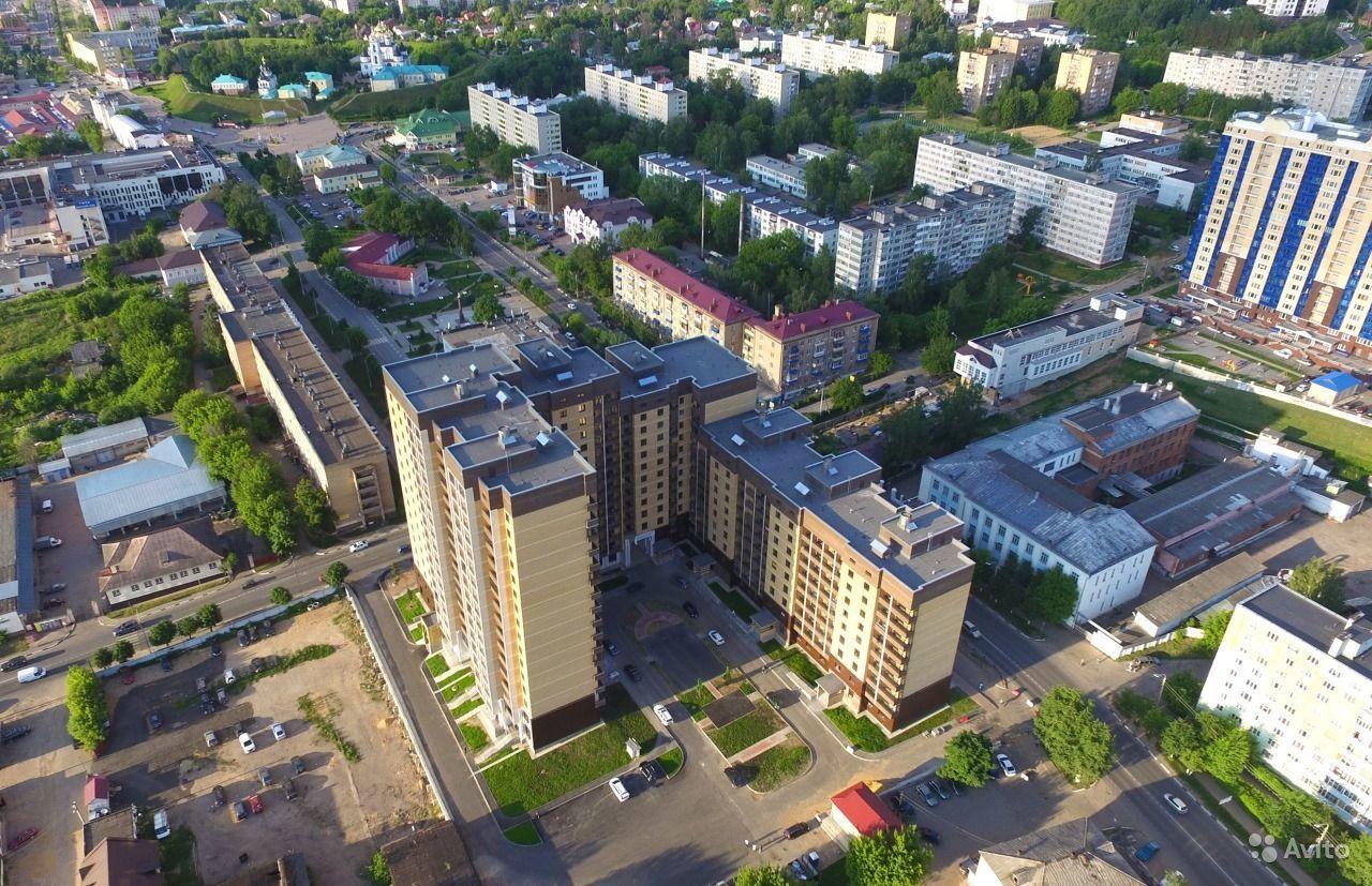 жилой комплекс На Московской