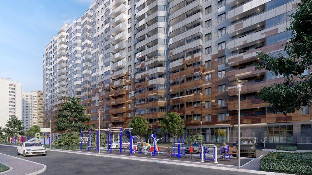 продажа квартир Россинский парк